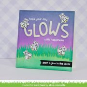 Lawn Fawn Embossingpulver - Glow in the Dark - 30 ml