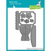 Lawn Cuts Custom Craft Dies - Shadow Box Add-On - Theater