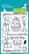 Lawn Fawn Clearstamps - Eggstra Special Easter