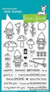 Lawn Fawn Clearstamps - Oh Gnome!