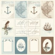 Papper Pion Design - Legends of the Sea - Images from the Past