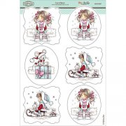 Wee Stamps Topper Sheet A4 - Let It Snow