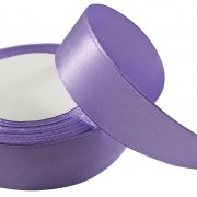 Satinband 24 mm - Light Orchid
