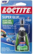 Loctite Super Glue - Superlim Extra Time Control 4g
