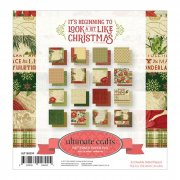 "Paper Pad 12""x12"" - Beginning To Look A Lot Like Christmas - Ultimate Craft"