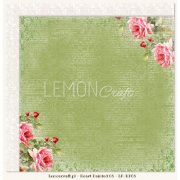 Papper LemonCraft - Heart Painted 03