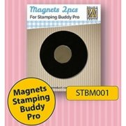 Magneter till Stamping Buddy Pro - Nelly Snellen - 2 st