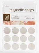 Magneter Basic Grey 12-pack - 1x15mm