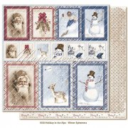 Maja Design Holiday In The Alps Scrapbookingpapper Jul