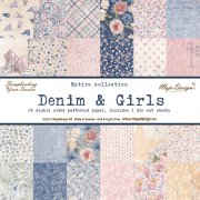 Hel Kollektion - Maja Design - Denim & Girls - 24 ark