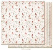 Papper Maja Design - Traditional Christmas - Merry and bright