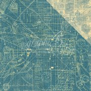 Papper Graphic45 - Cityscapes - Map The Past