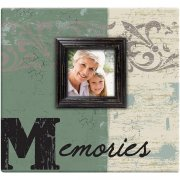 "Album 12""x12"" MBI - Memories Frame - Post Bound"