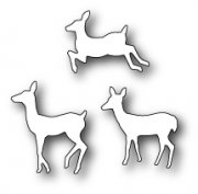 Memory Box Die - Valley Deer Trio - 3 st