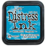 Distress Ink - Mermaid Lagoon - Tim Holtz