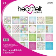 Heartfelt Creations Merry and Bright