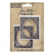 Metalldekorationer Tim Holtz - Foundry frames