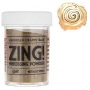 Embossingpulver Zing - Metallic Gold