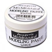 Modelling Paste Stamperia - White - 150 ml