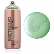 Montana Effect Sprayfärg - Metallic Avocado Green 400 ml