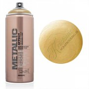 Montana Effect Sprayfärg - Metallic Gold - 400 ml - Guld