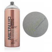 Montana Effect Sprayfärg - Metallic Silver 400 ml
