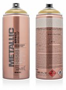 Montana Effect Sprayfärg - Metallic Aztec Gold 400 ml