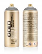 Montana GOLD Sprayfärg - Roof - 400 ml - Grå