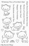 Clear Stamps - My Favorite Things - Smitten Kitten