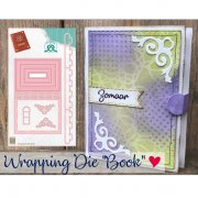 Wrapping Dies Nellie Snellen - Giftbox Book