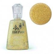 Nuvo Glitter Accents - Aztec Gold - 50 ml
