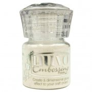 Embossingpulver Nuvo - Crystal Clear - 20,9 gram