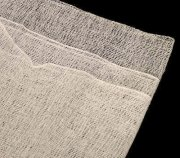 Ostduk 180 x 180 cm - Cheesecloth - Creme