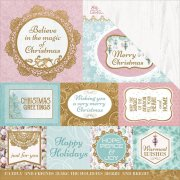 Papper Kaisercraft - Christmas Wishes - Seasons Greetings