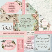 Wishes Papper Kaisercraft - Fairy Garden - Pixie Dust