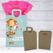 Die My Favorite Things - Paper Bag Treat Box