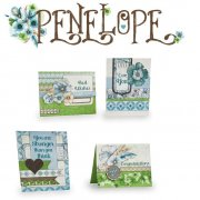 Papper BoBunny - Penelope - Moments