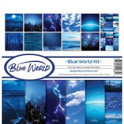 Paper Kit Reminisce - Blue World