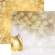 Papper Reminisce - Gold Christmas - Golden Ball