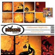 Paper Kit Reminisce - Halloween Night