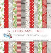 Paper Pack - A Christmas Tree - 12x12 Tum