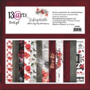 Paper Pack 13 Arts - Unforgettable