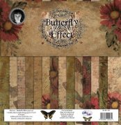 Paper Pack Altair Art - Butterfly Effect - 12x12 Tum