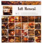 Paper Pack American Craft - Fall Harvest