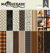 Paper Pack Authentique - Masquerade - 12 x 12 Tum