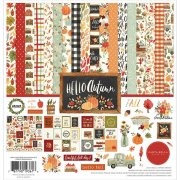 Paper Pack Carta Bella - Hello Autumn - 12x12 Tum