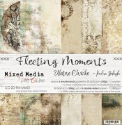 Paper Pack Craft o Clock - Fleeting Moment - 12x12 Tum