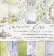 Paper Pack Craft o Clock - Lavender Bliss - 12x12 Tum