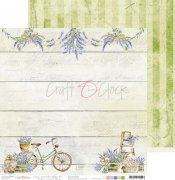 Papper Craft o Clock - Lavender Bliss 01