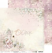Papper Craft o Clock - Love me Forever 01